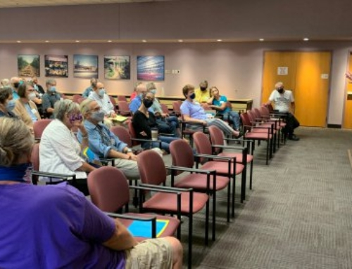 October 10 Annual Meeting/Elections